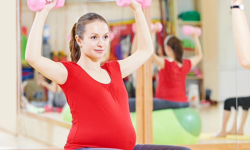 Consejos para hacer deporte durante el embarazo