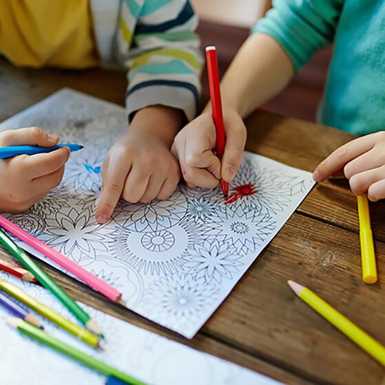 Mejora La Psicomotricidad De Tus Hijos A Través De Los Mandalas Para