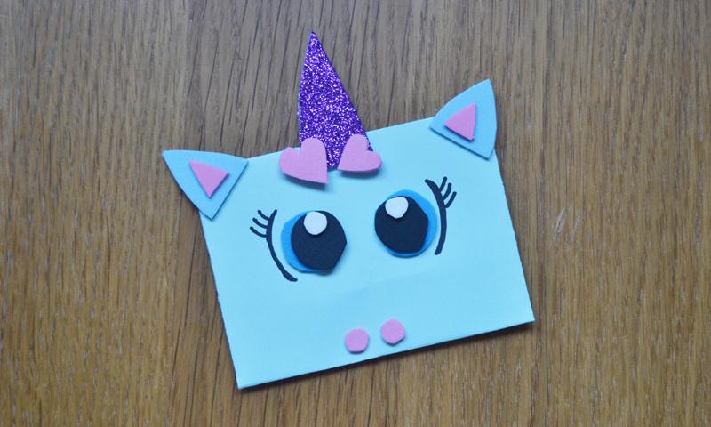 La magia y fantasía de los unicornios al alcance de los niños con esta sencilla manualidad