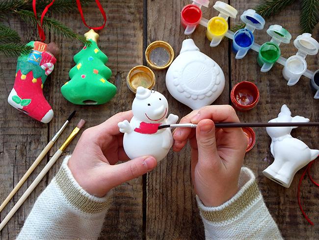 Manualidades navide as para realizar con tus hijos con - Manualidades navidenas faciles de hacer en casa ...