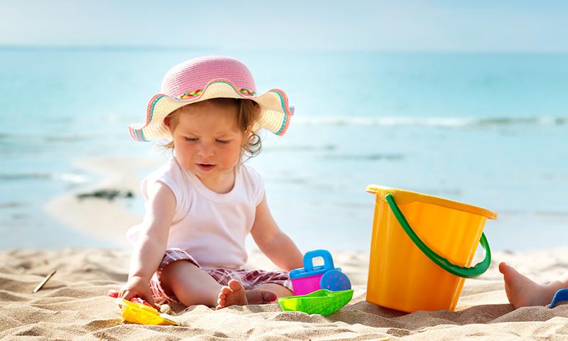 ¿Amante del mar? Inspírate en este elemento natural para elegir el nombre de tu hijo