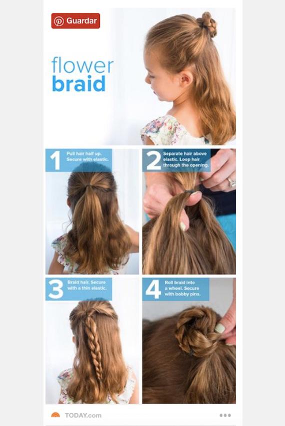Quiero Ese Pelo Cinco Peinados Faciles Y Rapidos Que Encantaran A