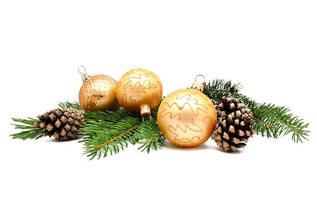 Bolas de poliespán para decorar tu árbol estas Navidades