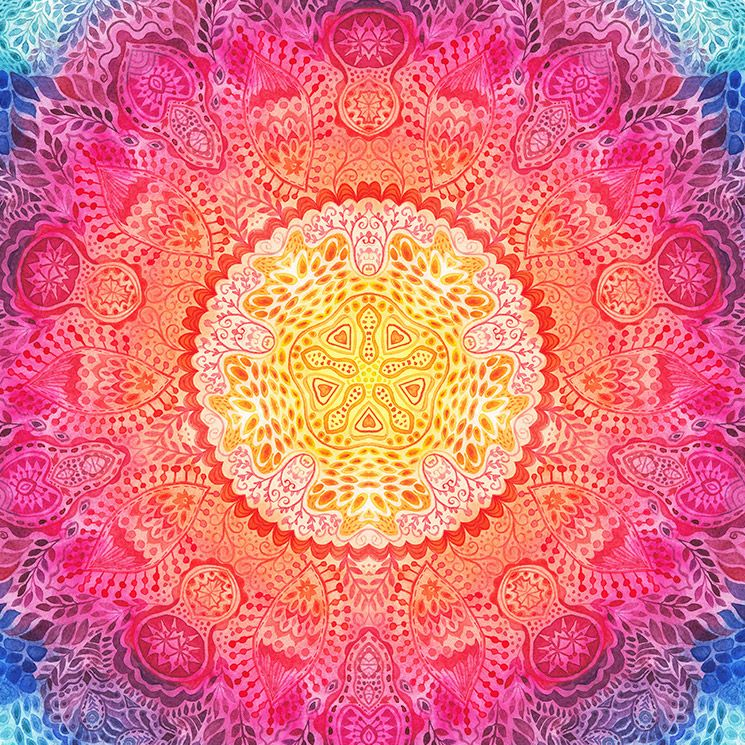 Mandalas Para Colorear La Forma Más Entretenida Para Que Conozcan