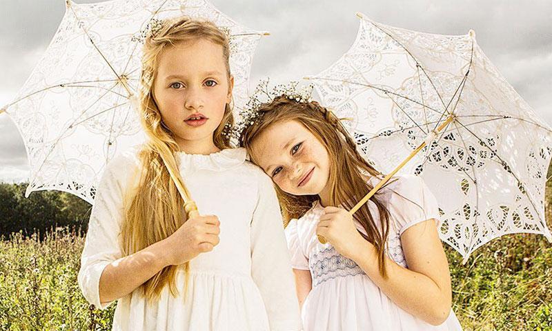 Un diseño español para los pajes: así imaginamos a los más pequeños en la boda de Meghan Markle