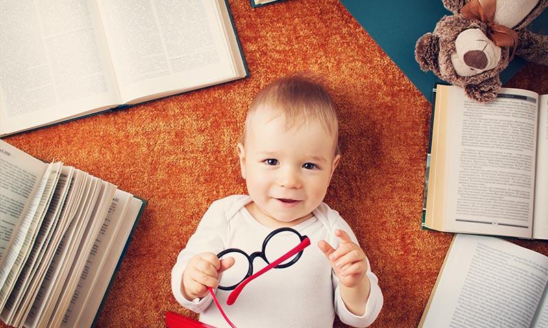 Cuentos infantiles para niños de 0 a 2 años: cómo acertar en la búsqueda