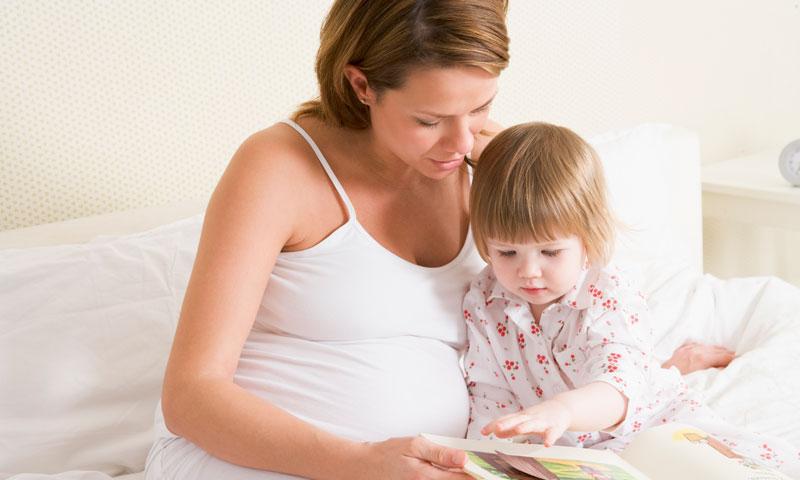 Llega un hermanito… Cuentos para preparar a tu hijo y ayudarlo a no sentir celos
