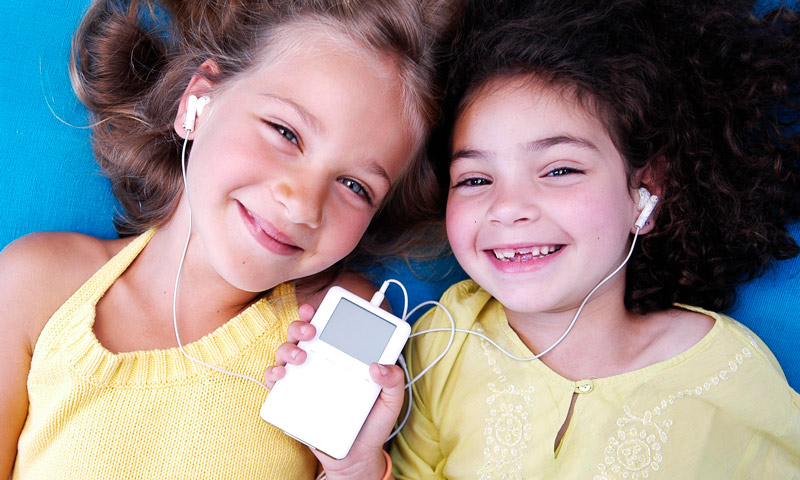 Clásicos infantiles, canciones de siempre para los niños de hoy