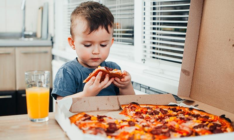 Cómo afrontar el sobrepeso de los más pequeños