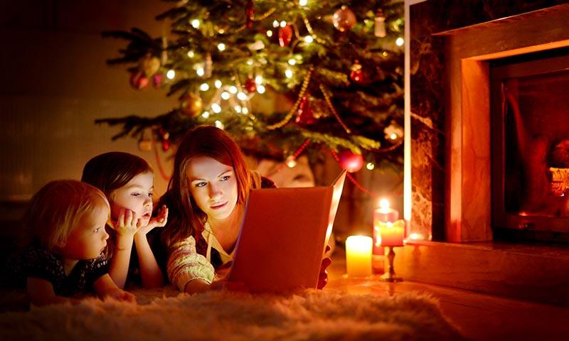 Cuentos de Navidad para niños de todas las edades