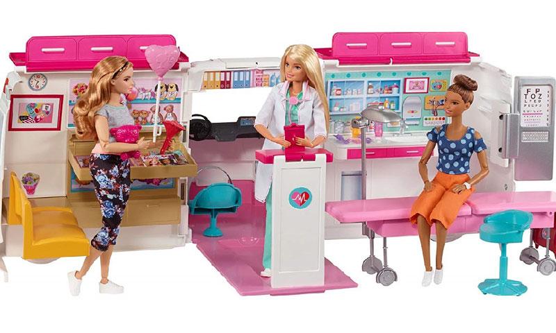 Dibujos De Barbie De Navidad.Date Prisa Estos Son Los Juguetes Que Van A Arrasar Estas