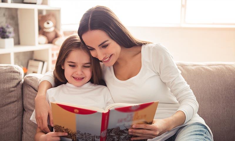 Cuentos para que tu hijo aprenda hábitos saludables