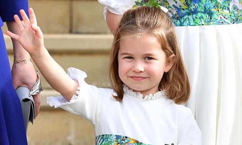 Los diseños 'made in Spain' que podrían colarse en el armario de la princesa Charlotte