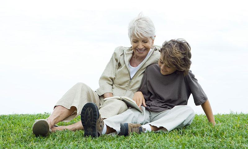 Cuentos infantiles que fomentan el amor de los niños hacia los abuelos