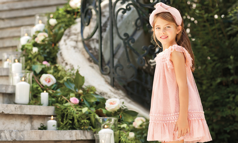 ¿Boda, bautizo o comunión? 3 formas de vestir con éxito a tus hijos