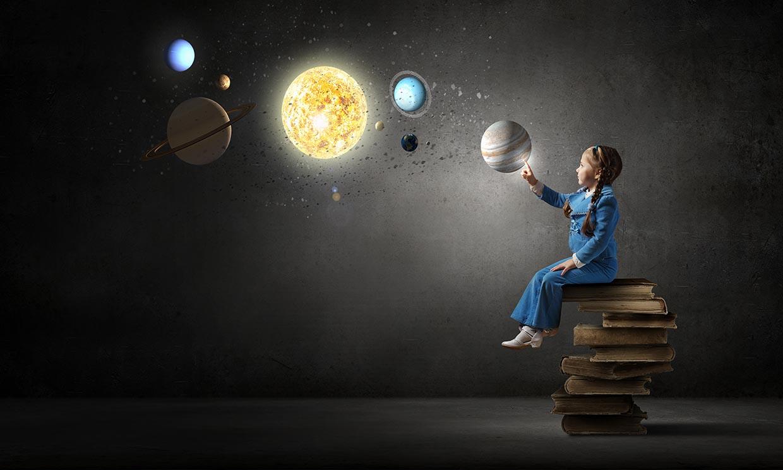 Libros infantiles para que sueñen con ser científicos