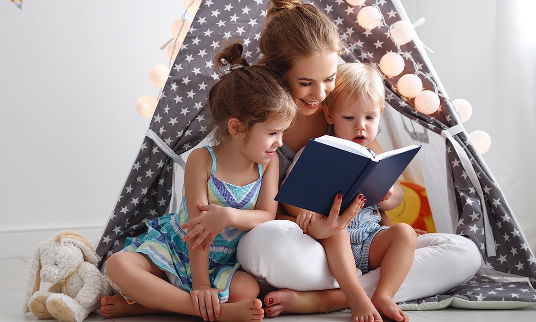 Te ayudamos a motivar a tus hijos para que sean buenos lectores