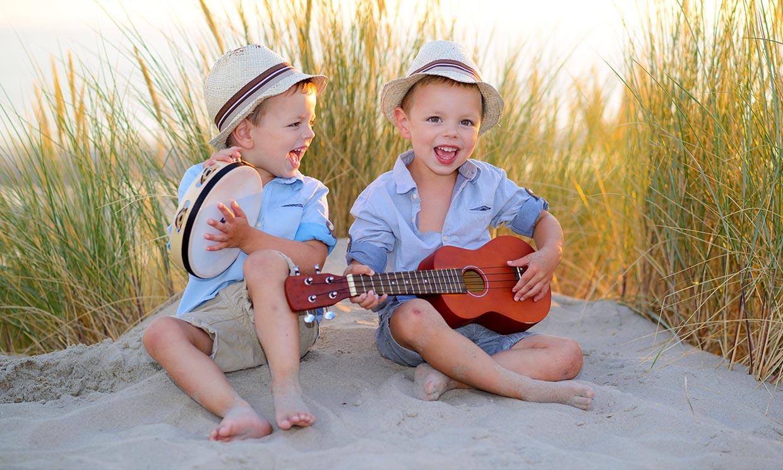 La musicoterapia puede aportar grandes beneficios a tus hijos