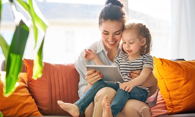 ¿Cómo limitar el tiempo que tus hijos pasan frente a la tableta?