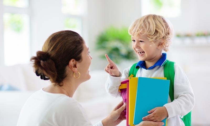 De la guardería al colegio: cómo conseguir que tus hijos se adapten a esta nueva etapa