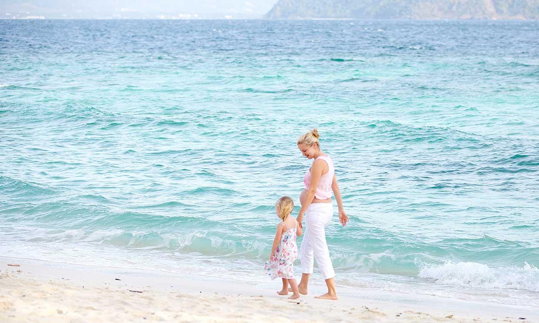 Del Mar al Coral, los nombres de niños relacionados con el agua están de moda