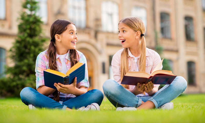 Estos libros ayudarán a tus hijos a relacionarse con los niños del colegio