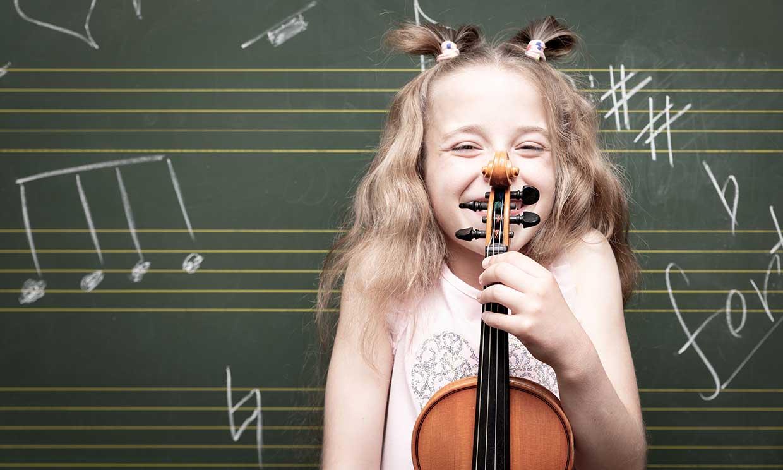 Método Suzuki: la forma más sencilla de que tus hijos aprendan a tocar un instrumento
