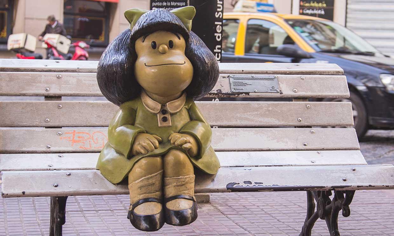 Celia y Mafalda, las niñas rebeldes de la literatura infantil
