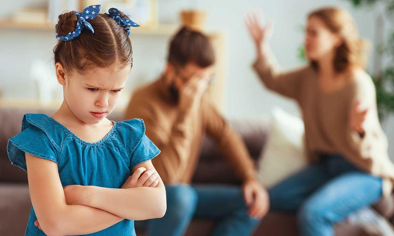 Cómo preparar a tus hijos ante la separación de la pareja