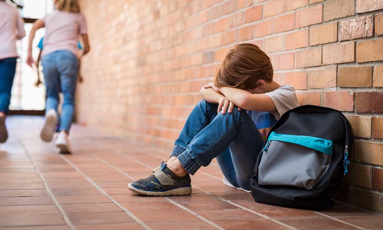 Los niños también pueden ser víctimas de la depresión