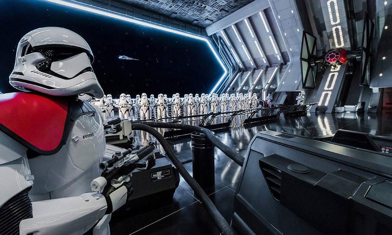 Adéntrate en el universo de Star Wars con la experiencia inmersiva más completa en Disney World Florida
