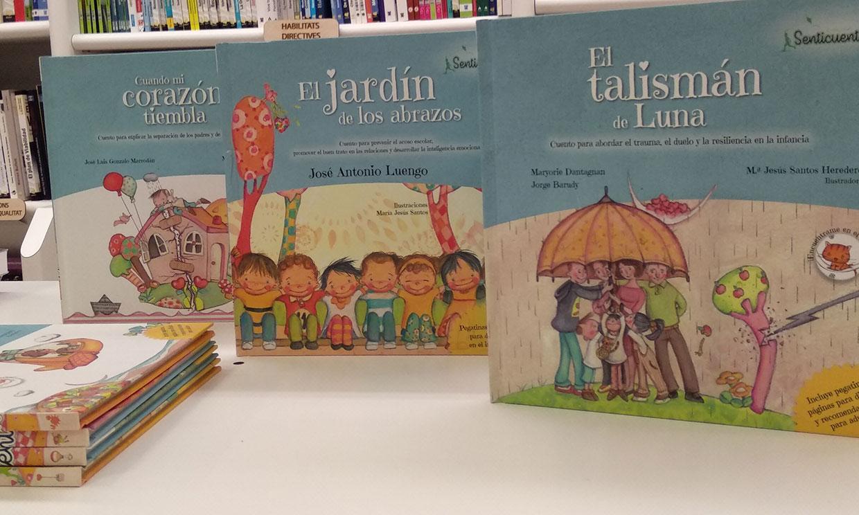 'Senticuentos': historias para explicar a los hijos situaciones complejas de la vida