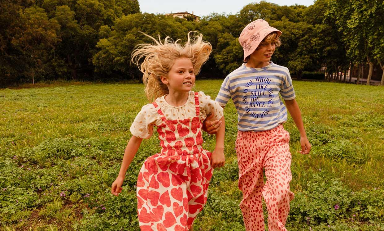Las 6 supertendencias de la primavera que tus hijos pueden estrenar ya