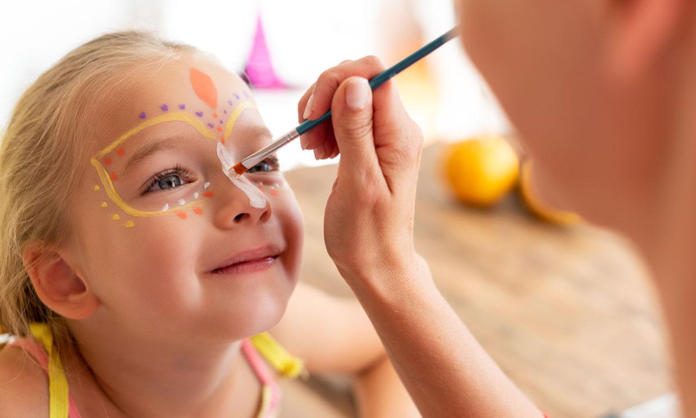 Tres sencillos disfraces que puedes hacer con tu hijo