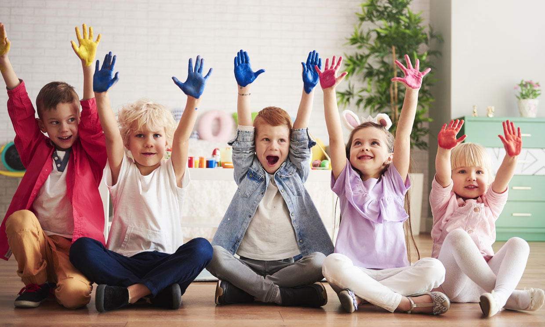 Actividades para potenciar la creatividad de los más pequeños