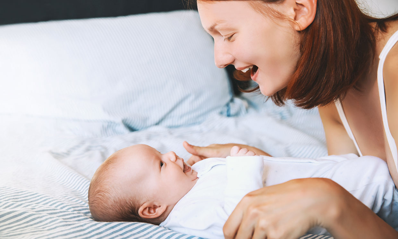 ¿Por qué es tan importante comunicarnos con nuestro bebé?