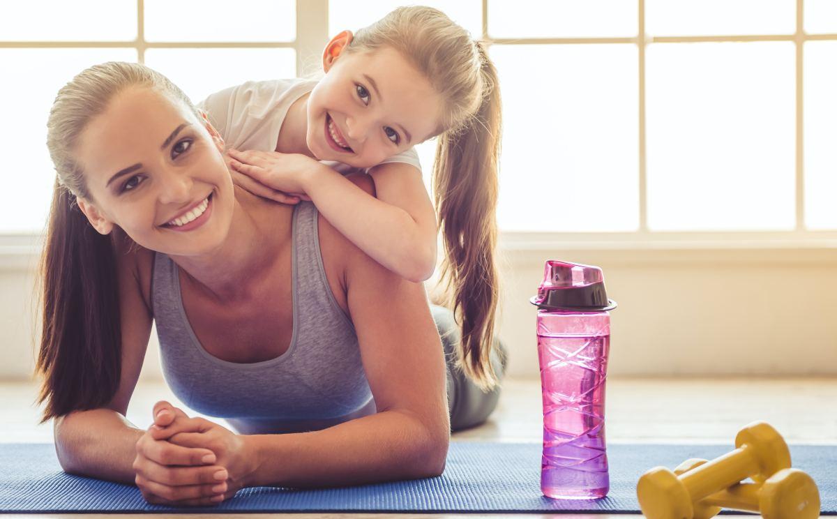 Con estos juegos y actividades, lograrás que tus hijos hagan ejercicio en casa