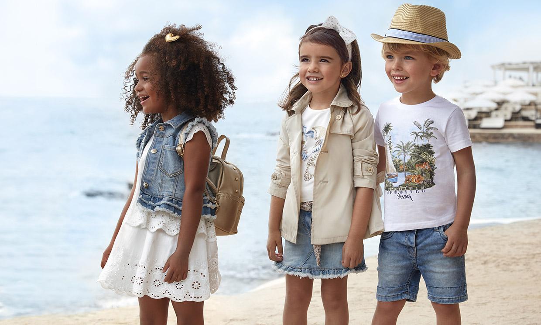 Todo lo que tus hijos te van a enseñar de moda este verano