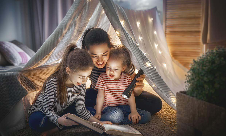 Cuentos infantiles para ayudar a gestionar el miedo en los niños
