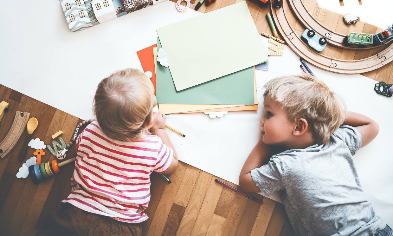 Manualidades con papel que divertirán a los niños de la casa