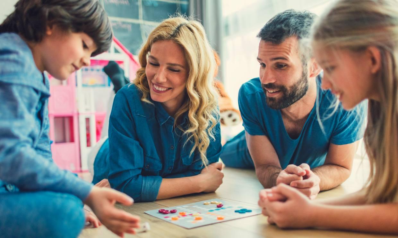 Juegos tradicionales de mesa para entretener a los niños... y a toda la familia