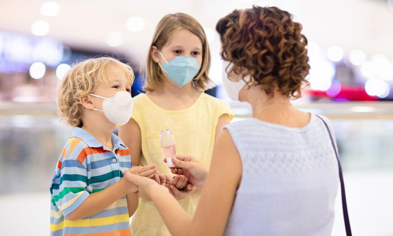 Coronavirus: Mascarillas para niños, ¿sí o no?
