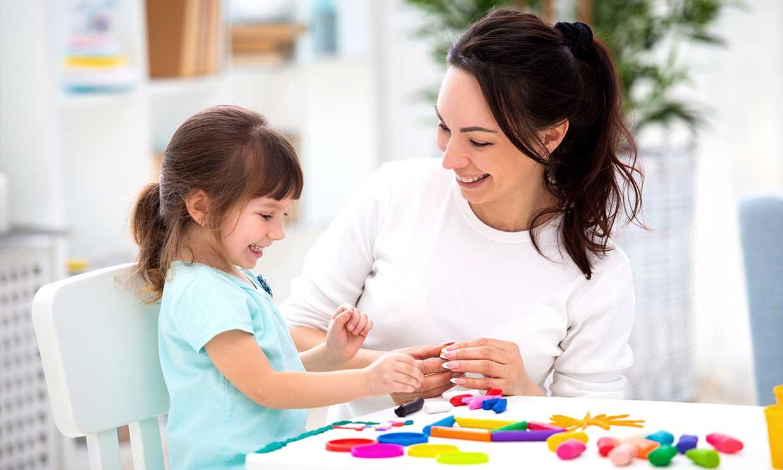 Juegos Montessori para hacer con los niños en casa