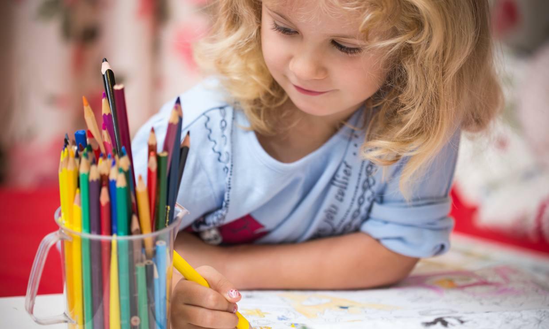 Dibujos para que los más pequeños se entretengan coloreando