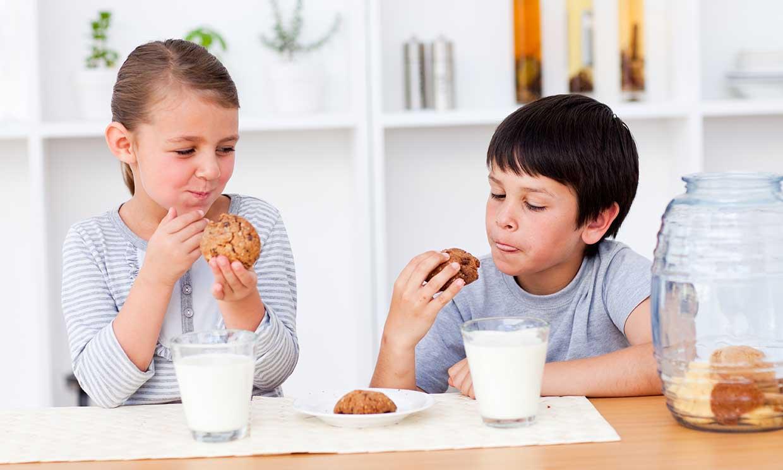 Los niños podrían haber ganado un kilo de grasa durante la pandemia