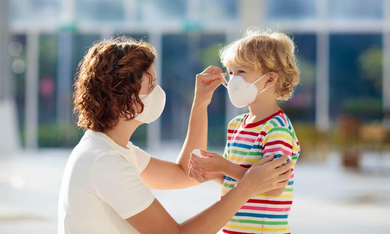 Coronavirus: Consejos para lograr que los niños se pongan la ...