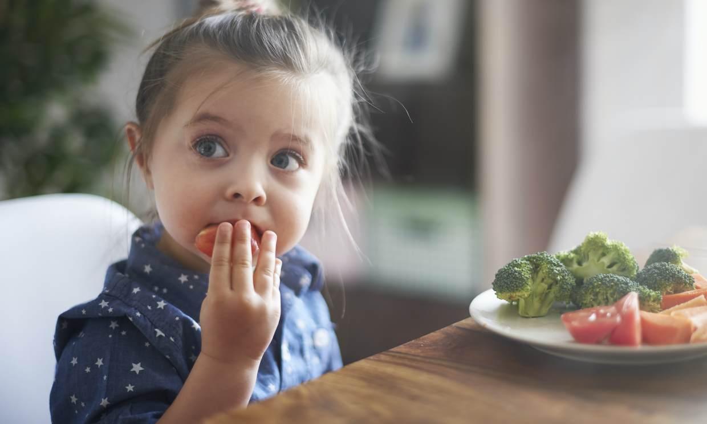 Alimentos ricos en calcio para los más pequeños
