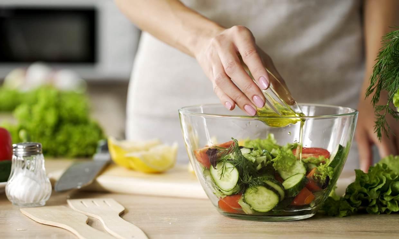 Por qué deberías incluir el aceite de oliva virgen extra en tu dieta durante el embarazo