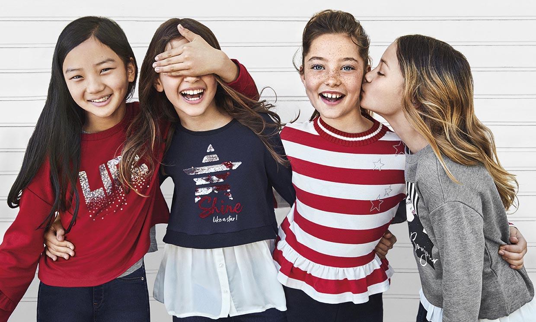 Estas son las cinco tendencias de moda infantil que triunfan esta temporada