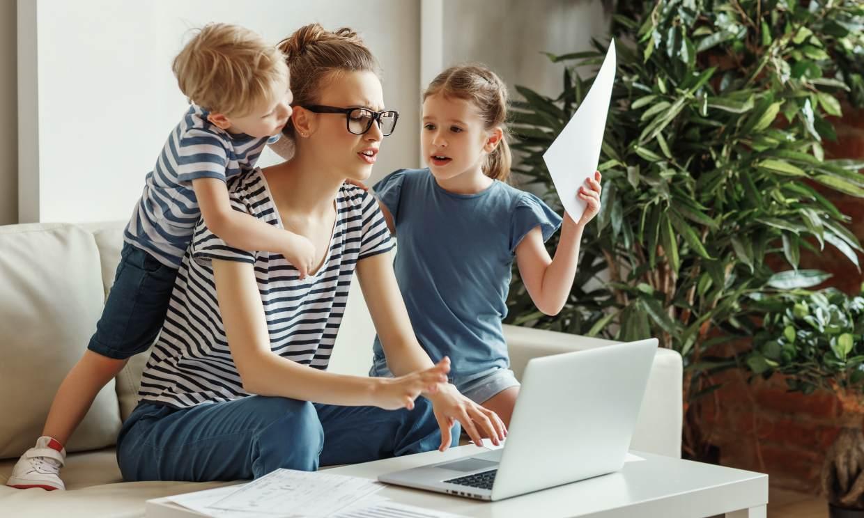 Estos son tus derechos para poder conciliar familia y trabajo